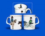 Bryn Parry Bone China Mug - Pony Club