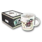 Gorjuss Runaway Mug in Gift Box