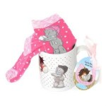 Carrots Me To You Tatty Teddy Mug and Sock Gift Set