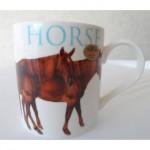 * The Leonardo Collection - Horse Mug